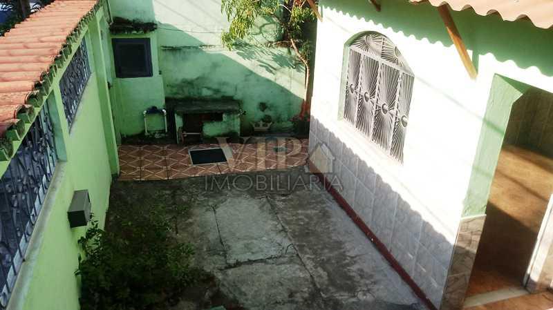 15 - Casa à venda Rua Jair Tavares,Paciência, Rio de Janeiro - R$ 130.000 - CGCA20999 - 17