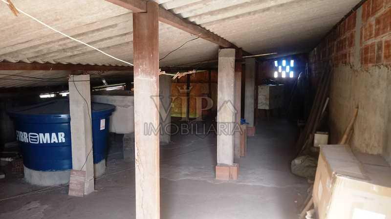 18 - Casa à venda Rua Jair Tavares,Paciência, Rio de Janeiro - R$ 130.000 - CGCA20999 - 20