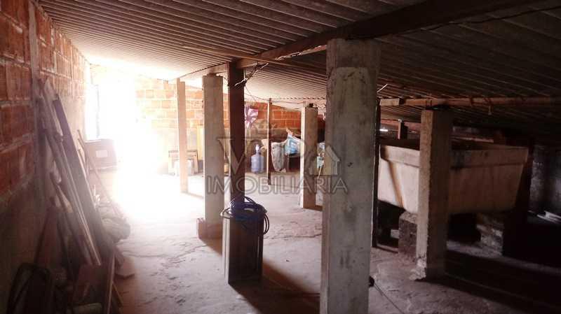 19 - Casa à venda Rua Jair Tavares,Paciência, Rio de Janeiro - R$ 130.000 - CGCA20999 - 21
