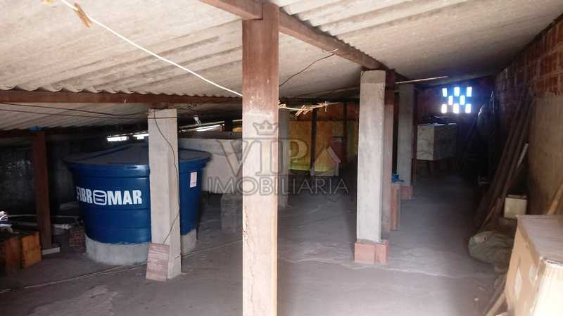 20 - Casa à venda Rua Jair Tavares,Paciência, Rio de Janeiro - R$ 130.000 - CGCA20999 - 22