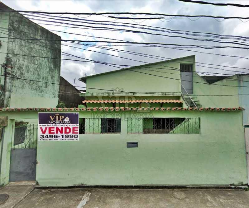 JAIR TAVARES - Casa à venda Rua Jair Tavares,Paciência, Rio de Janeiro - R$ 130.000 - CGCA20999 - 1