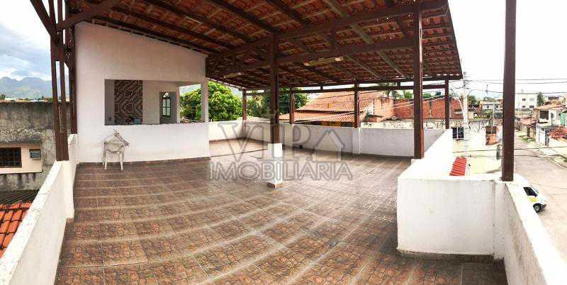 21 - Casa À Venda - Campo Grande - Rio de Janeiro - RJ - CGCA21000 - 21