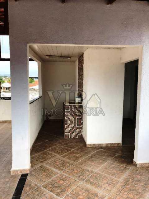 22 - Casa À Venda - Campo Grande - Rio de Janeiro - RJ - CGCA21000 - 22