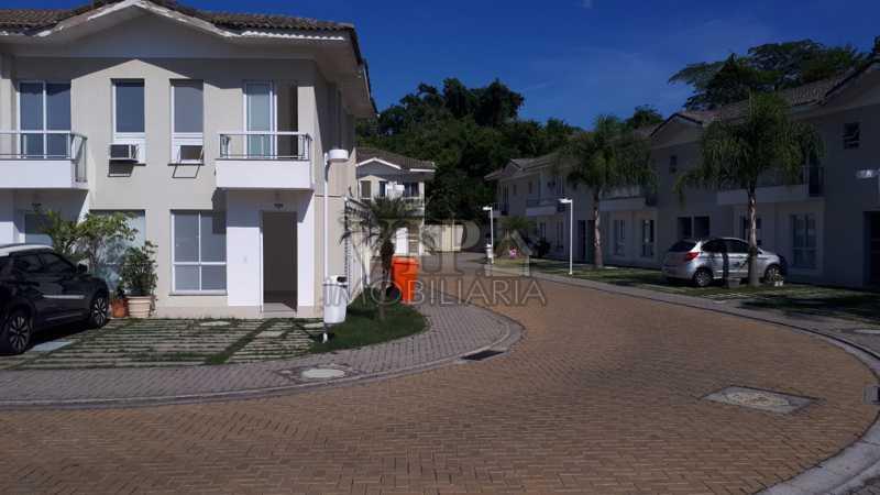 3 - Casa em Condomínio à venda Avenida Mário Pedrosa,Campo Grande, Rio de Janeiro - R$ 190.000 - CGCN20128 - 1