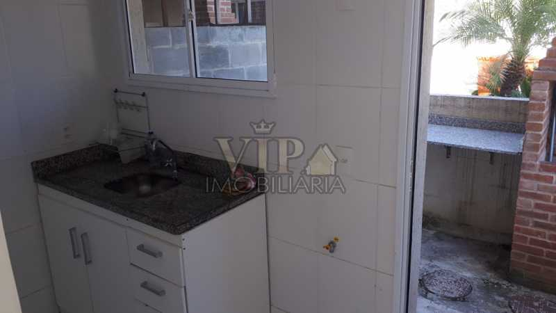 7 - Casa em Condomínio à venda Avenida Mário Pedrosa,Campo Grande, Rio de Janeiro - R$ 190.000 - CGCN20128 - 8