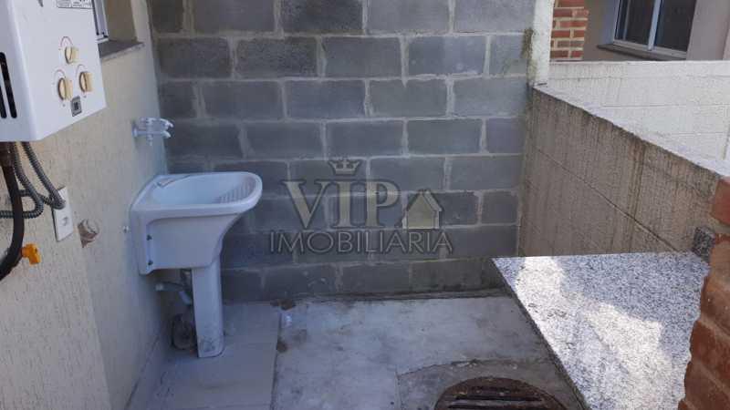 9 - Casa em Condomínio à venda Avenida Mário Pedrosa,Campo Grande, Rio de Janeiro - R$ 190.000 - CGCN20128 - 10