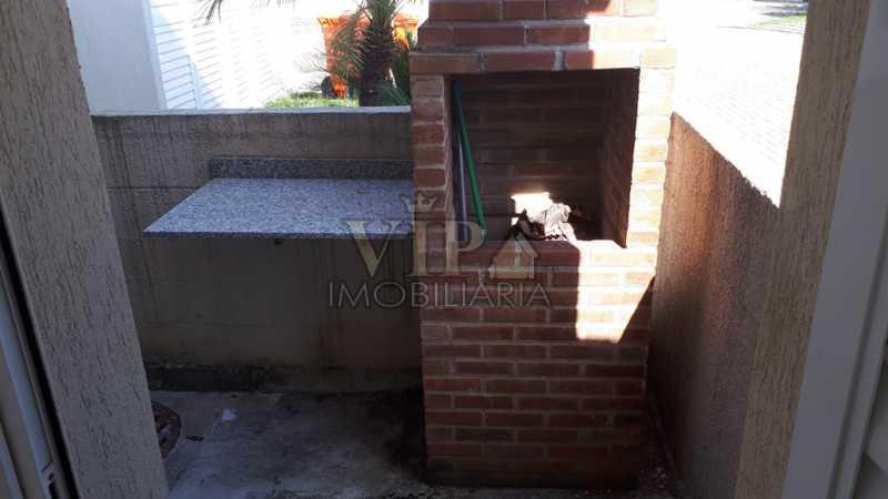 10 - Casa em Condomínio à venda Avenida Mário Pedrosa,Campo Grande, Rio de Janeiro - R$ 190.000 - CGCN20128 - 11