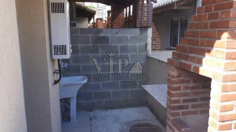 11 - Casa em Condomínio à venda Avenida Mário Pedrosa,Campo Grande, Rio de Janeiro - R$ 190.000 - CGCN20128 - 12