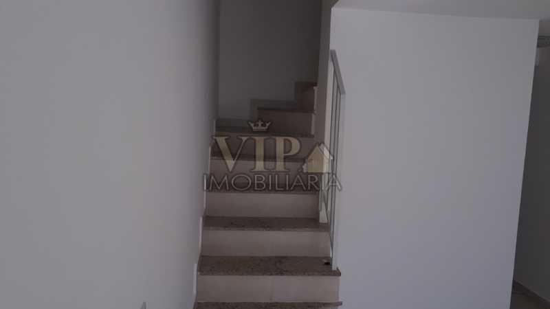 15 - Casa em Condomínio à venda Avenida Mário Pedrosa,Campo Grande, Rio de Janeiro - R$ 190.000 - CGCN20128 - 16