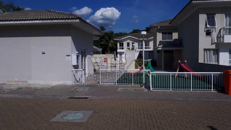 25 - Casa em Condomínio à venda Avenida Mário Pedrosa,Campo Grande, Rio de Janeiro - R$ 190.000 - CGCN20128 - 26