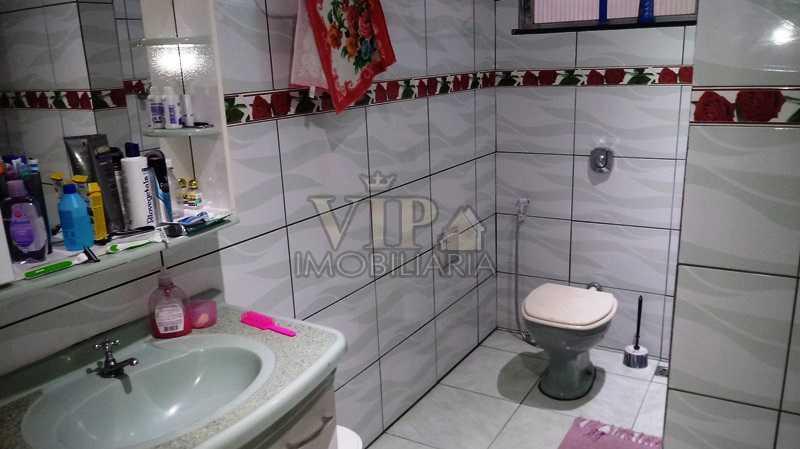 03 - Casa À Venda - Campo Grande - Rio de Janeiro - RJ - CGCA40123 - 4