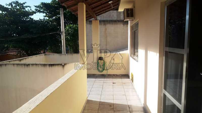 14 - Casa À Venda - Campo Grande - Rio de Janeiro - RJ - CGCA40123 - 15