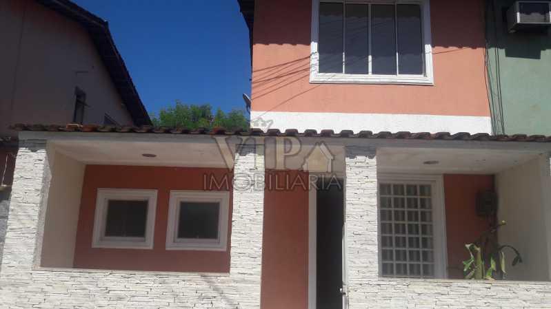20190130_101741 - Casa em Condomínio 2 quartos à venda Campo Grande, Rio de Janeiro - R$ 250.000 - CGCN20129 - 1