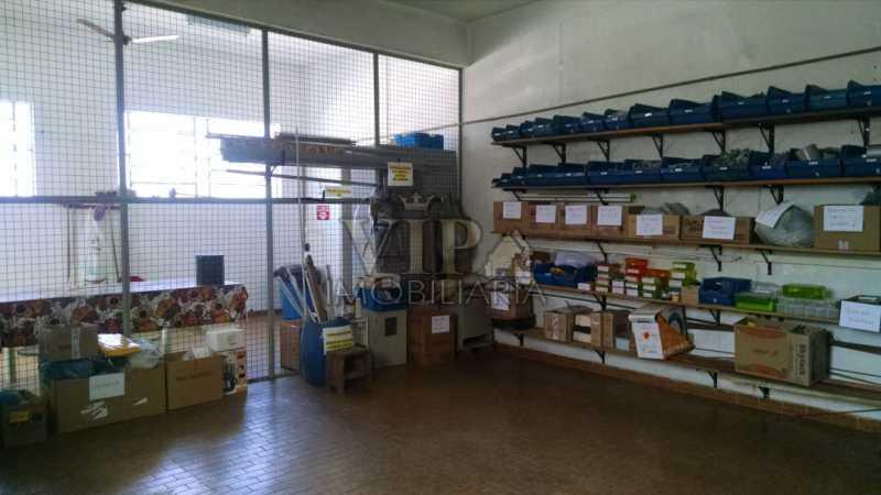 23a4699d-7f7e-42c6-89d1-e8866f - Sala Comercial 180m² à venda Avenida de Santa Cruz,Senador Vasconcelos, Rio de Janeiro - R$ 350.000 - CGSL00018 - 5