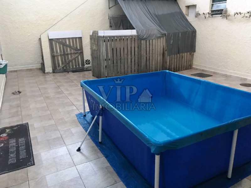 IMG-3627 - Casa 3 quartos à venda Campo Grande, Rio de Janeiro - R$ 470.000 - CGCA30498 - 17