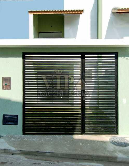 01 - Casa À Venda - Senador Vasconcelos - Rio de Janeiro - RJ - CGCA30500 - 3