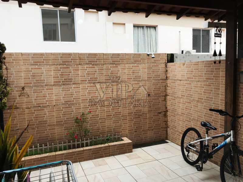 IMG-9069 - Casa em Condomínio à venda Estrada Cabuçu de Baixo,Guaratiba, Rio de Janeiro - R$ 190.000 - CGCN20134 - 22