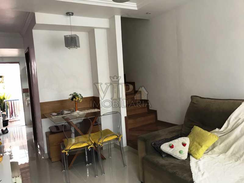 IMG-9083 - Casa em Condomínio à venda Estrada Cabuçu de Baixo,Guaratiba, Rio de Janeiro - R$ 190.000 - CGCN20134 - 7