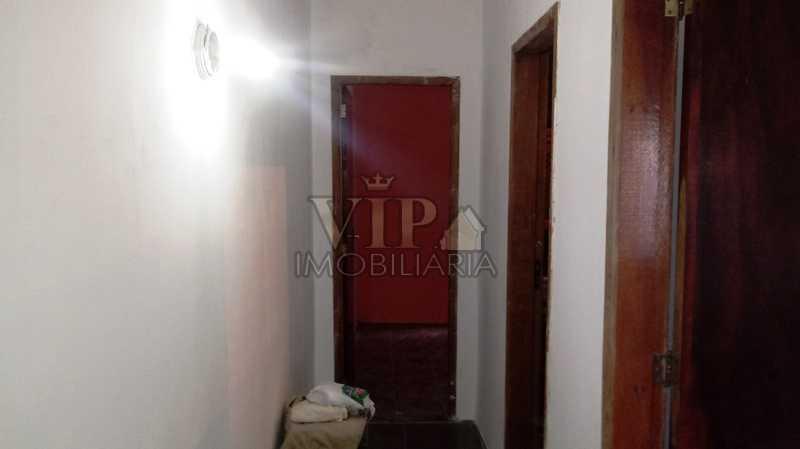 06 - Casa 2 quartos à venda Paraíso, Nova Iguaçu - R$ 160.000 - CGCA21015 - 7