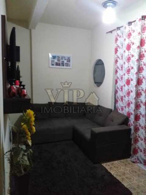 PHOTO-2019-03-27-17-35-54_1 - Casa à venda Rua Iguaraçu,Cosmos, Rio de Janeiro - R$ 450.000 - CGCA30504 - 1