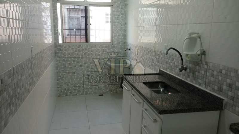 01 - Apartamento 2 quartos à venda Santa Cruz, Rio de Janeiro - R$ 130.000 - CGAP20800 - 6
