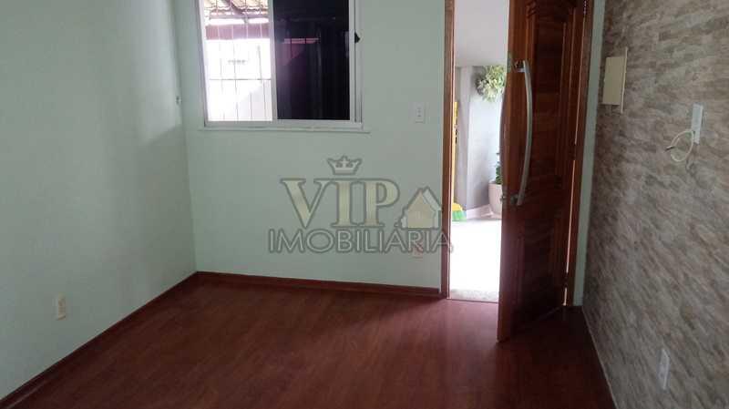 03 - Apartamento 2 quartos à venda Santa Cruz, Rio de Janeiro - R$ 130.000 - CGAP20800 - 1