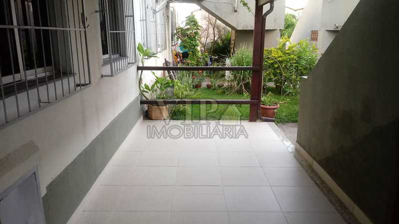 12 - Apartamento 2 quartos à venda Santa Cruz, Rio de Janeiro - R$ 130.000 - CGAP20800 - 9