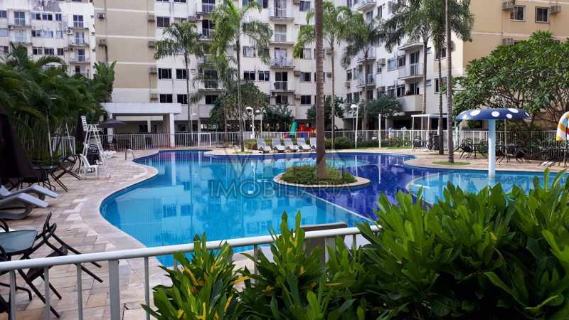 1 - Apartamento 3 quartos à venda Campo Grande, Rio de Janeiro - R$ 295.000 - CGAP30165 - 1