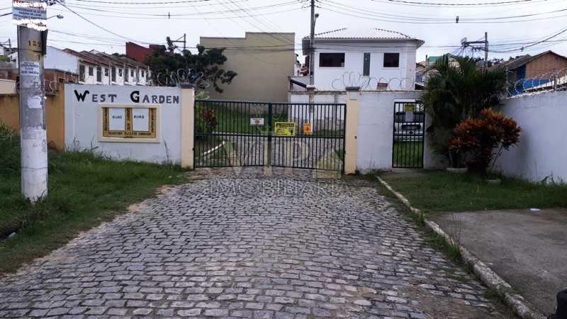 1 - Terreno 136m² à venda Campo Grande, Rio de Janeiro - R$ 120.000 - CGBF00173 - 1