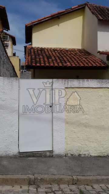 IMG-20201216-WA0033 - Casa à venda Rua Desembargador João José de Queiroz,Campo Grande, Rio de Janeiro - R$ 180.000 - CGCA10032 - 1