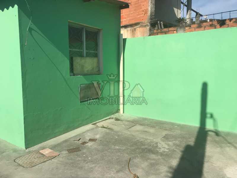 IMG-4521 - Casa de Vila à venda Rua Amaro Cavalcante,Campo Grande, Rio de Janeiro - R$ 280.000 - CGCV10014 - 12