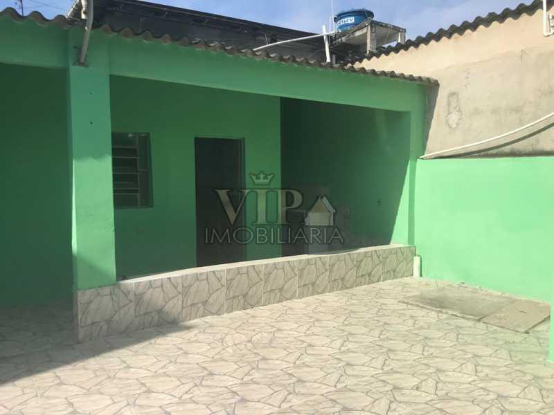 IMG-4564 - Casa de Vila à venda Rua Amaro Cavalcante,Campo Grande, Rio de Janeiro - R$ 280.000 - CGCV10014 - 1