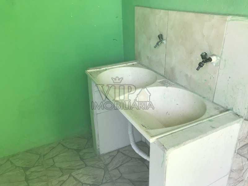 IMG-4567 - Casa de Vila à venda Rua Amaro Cavalcante,Campo Grande, Rio de Janeiro - R$ 280.000 - CGCV10014 - 10