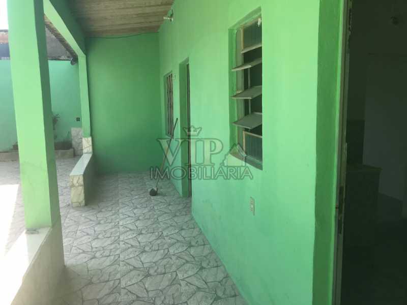 IMG-4568 - Casa de Vila à venda Rua Amaro Cavalcante,Campo Grande, Rio de Janeiro - R$ 280.000 - CGCV10014 - 4