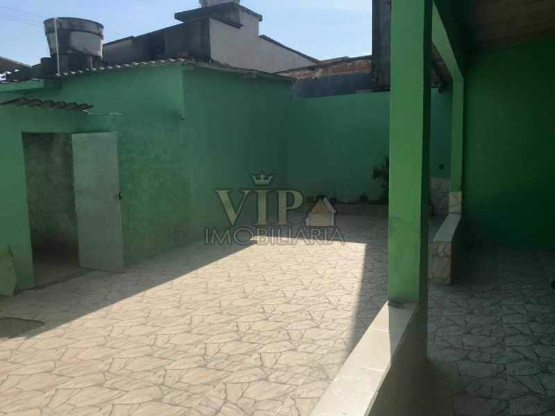 IMG-4569 - Casa de Vila à venda Rua Amaro Cavalcante,Campo Grande, Rio de Janeiro - R$ 280.000 - CGCV10014 - 3