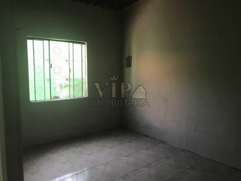 IMG-4574 - Casa de Vila à venda Rua Amaro Cavalcante,Campo Grande, Rio de Janeiro - R$ 280.000 - CGCV10014 - 6