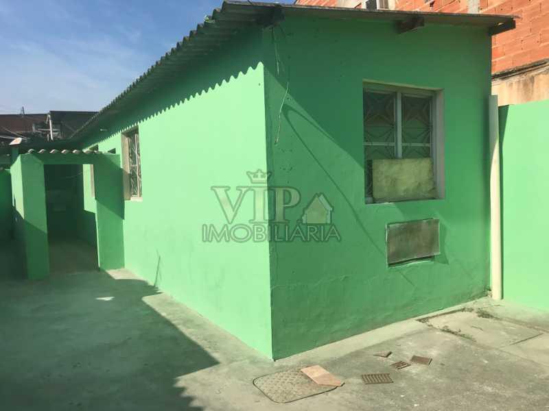 IMG-4519 - Casa de Vila à venda Rua Amaro Cavalcante,Campo Grande, Rio de Janeiro - R$ 280.000 - CGCV10014 - 13