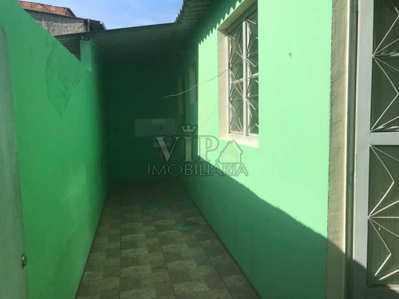 IMG-4522 - Casa de Vila à venda Rua Amaro Cavalcante,Campo Grande, Rio de Janeiro - R$ 280.000 - CGCV10014 - 11