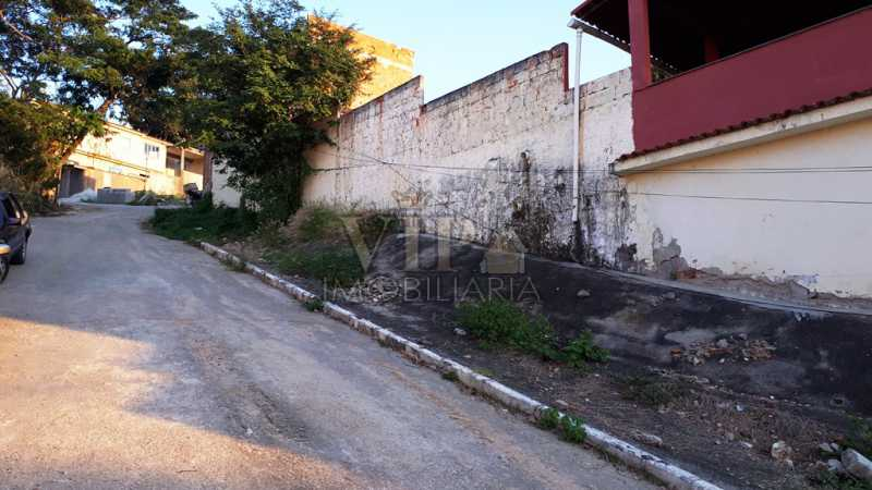1 - Terreno 240m² à venda Campo Grande, Rio de Janeiro - R$ 80.000 - CGBF00178 - 1