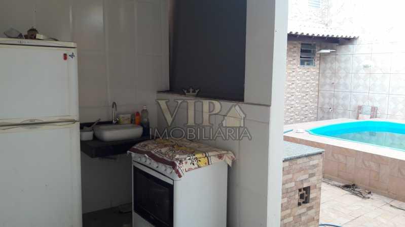 20190718_144408 - Casa 3 quartos à venda Sepetiba, Rio de Janeiro - R$ 430.000 - CGCA30518 - 24