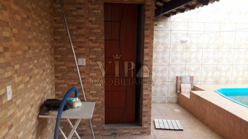 20190718_144523 - Casa 3 quartos à venda Sepetiba, Rio de Janeiro - R$ 430.000 - CGCA30518 - 28