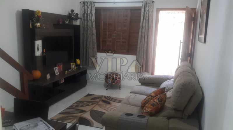 20190729_155329 - Casa à venda Rua Capitão Lafay,Inhoaíba, Rio de Janeiro - R$ 200.000 - CGCA21052 - 1