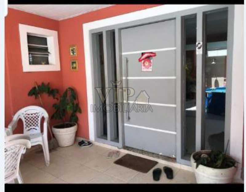 1 - Casa Campo Grande, Rio de Janeiro, RJ À Venda, 4 Quartos, 124m² - CGCA40130 - 3