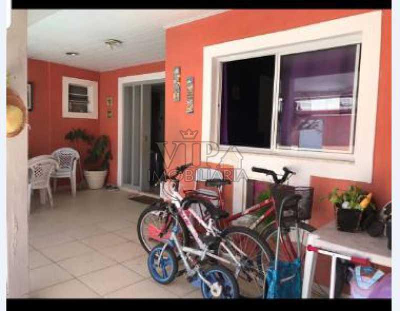 2 - Casa Campo Grande, Rio de Janeiro, RJ À Venda, 4 Quartos, 124m² - CGCA40130 - 4