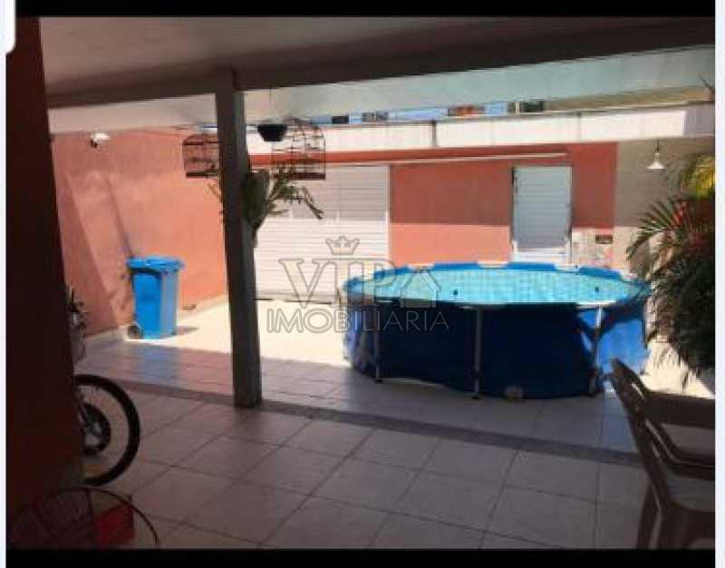 3 - Casa Campo Grande, Rio de Janeiro, RJ À Venda, 4 Quartos, 124m² - CGCA40130 - 1