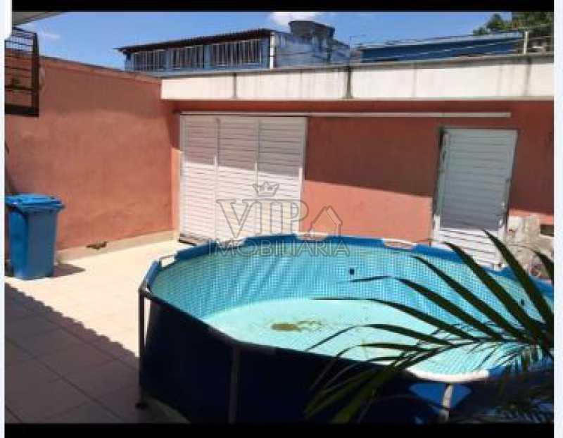 4 - Casa Campo Grande, Rio de Janeiro, RJ À Venda, 4 Quartos, 124m² - CGCA40130 - 5