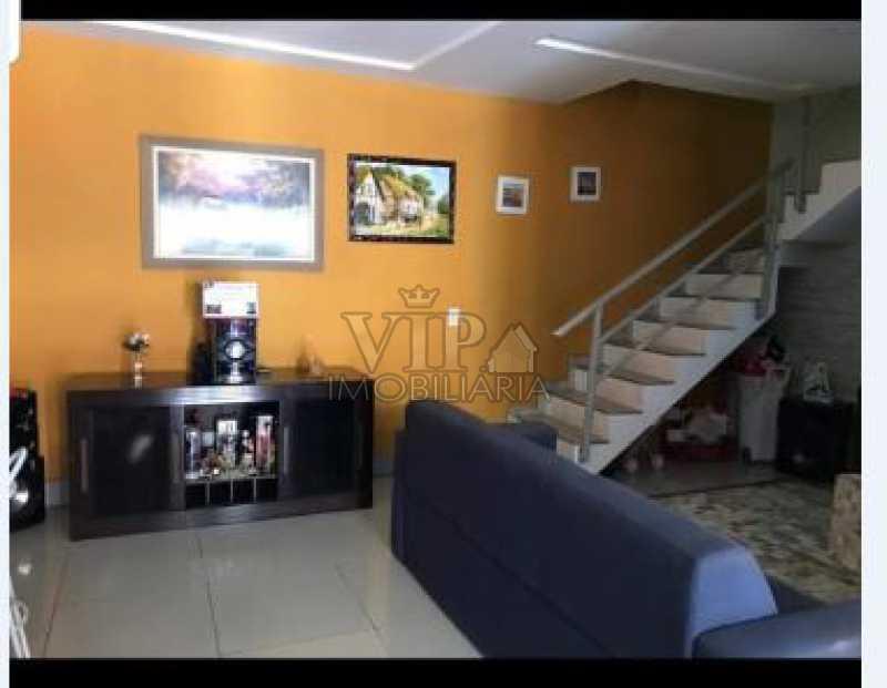 5 - Casa Campo Grande, Rio de Janeiro, RJ À Venda, 4 Quartos, 124m² - CGCA40130 - 6