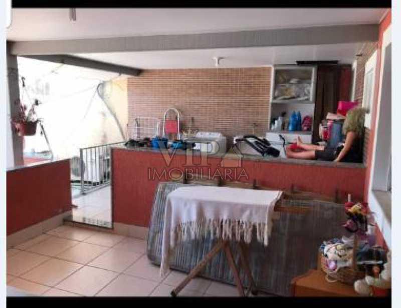 17 - Casa Campo Grande, Rio de Janeiro, RJ À Venda, 4 Quartos, 124m² - CGCA40130 - 18