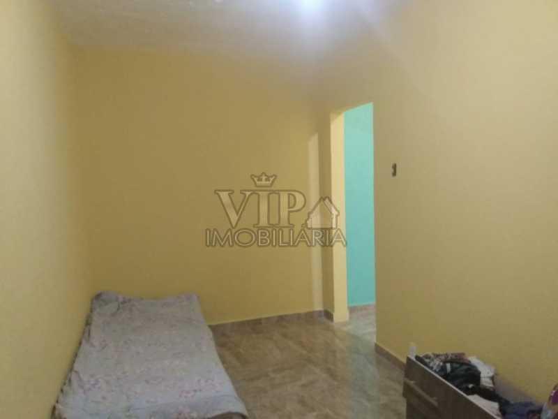 9054b20c-6b4c-4c0b-9f80-8e13ac - Casa à venda Rua Andorinhas,Campo Grande, Rio de Janeiro - R$ 160.000 - CGCA21060 - 4