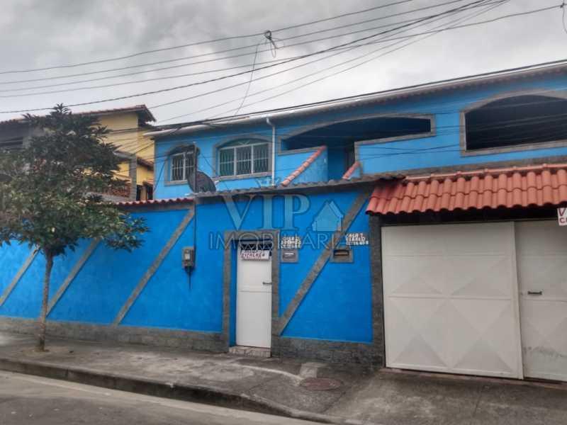 c26be1f7-06c0-4a01-b027-e5b7c6 - Casa à venda Rua Andorinhas,Campo Grande, Rio de Janeiro - R$ 160.000 - CGCA21060 - 1